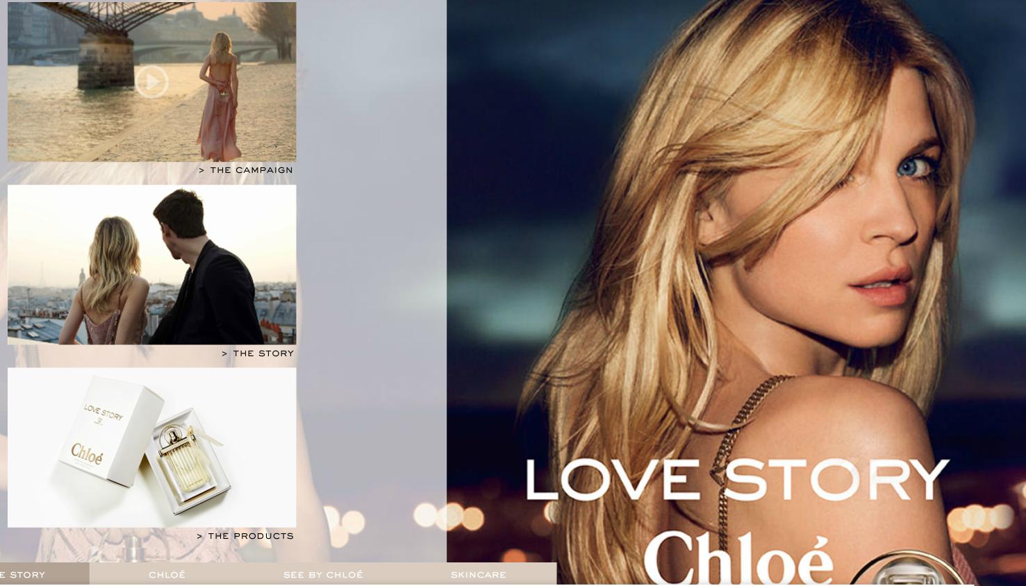 canzone pubblicit profumo chloe love story febbraio 2015 come si chiama modella e canzone. Black Bedroom Furniture Sets. Home Design Ideas