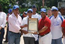 El Seibo triunfa en el inicio del XX  Torneo de Sofbol del CODIA