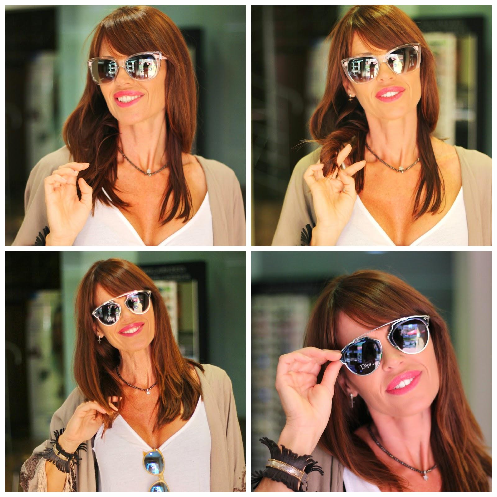 Tendencias gafas de sol 2014 - Sunglasses Dior