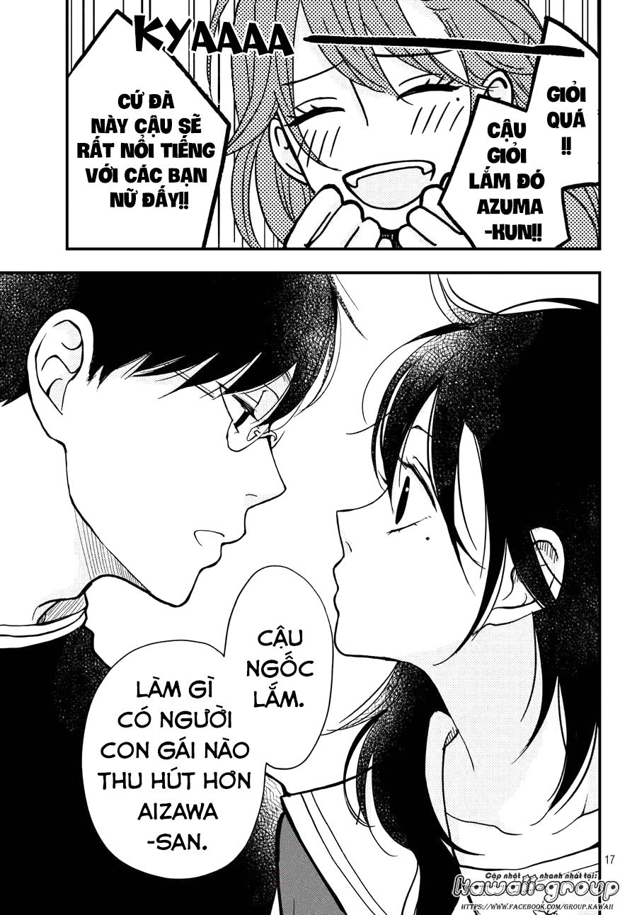 Boku to Kimi no Taisetsu na Hanashi Chap 5 - Next Chap 6