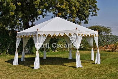 Traditional Handmade Tents