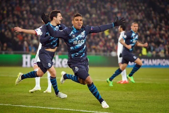 FC Porto 4-0 Basel (Champions League)