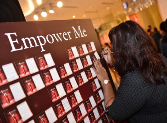sk-ii empower me event
