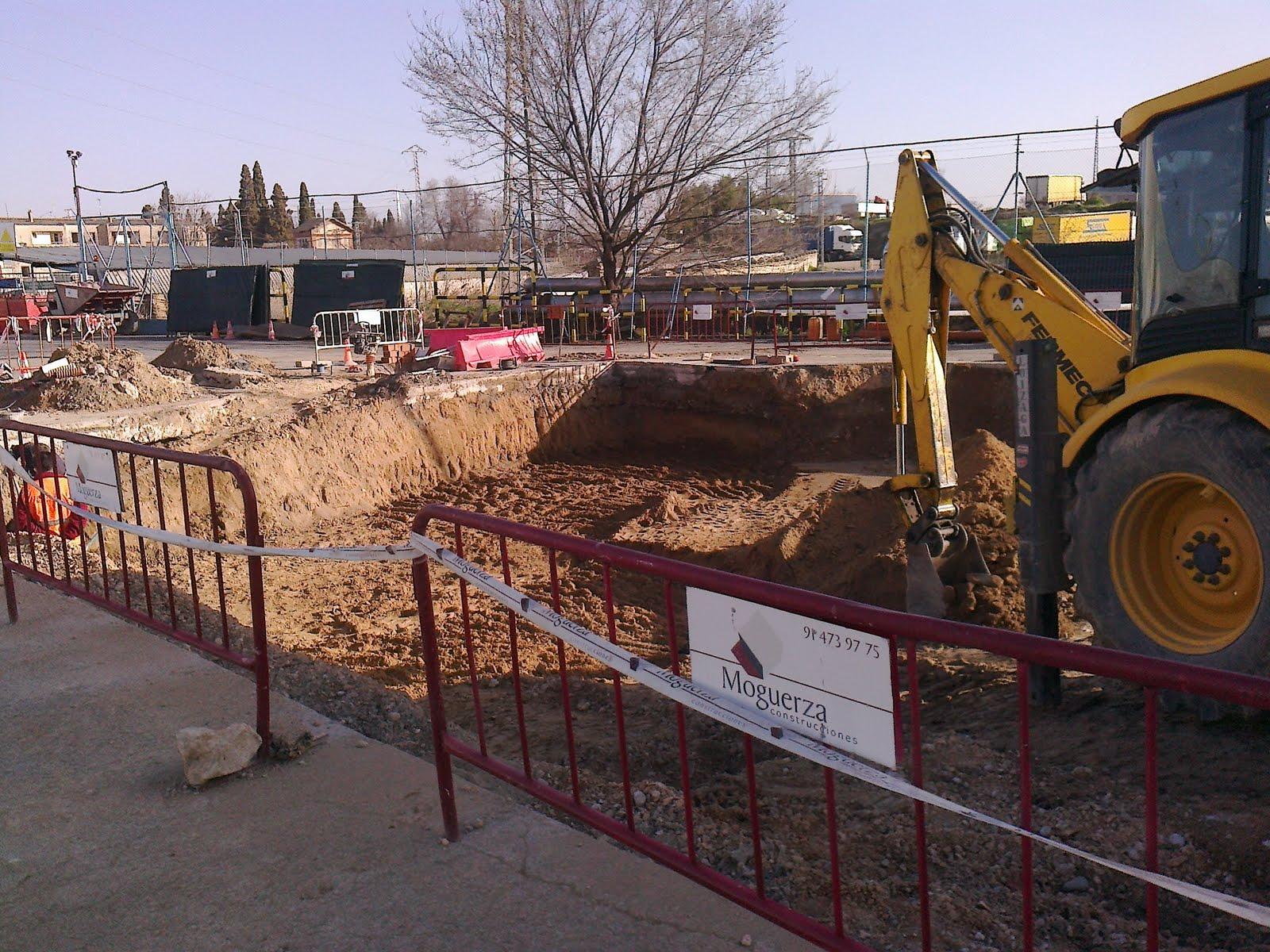 Nuevos tanques de almacenamiento unilever construcciones for Banco 0081 oficinas