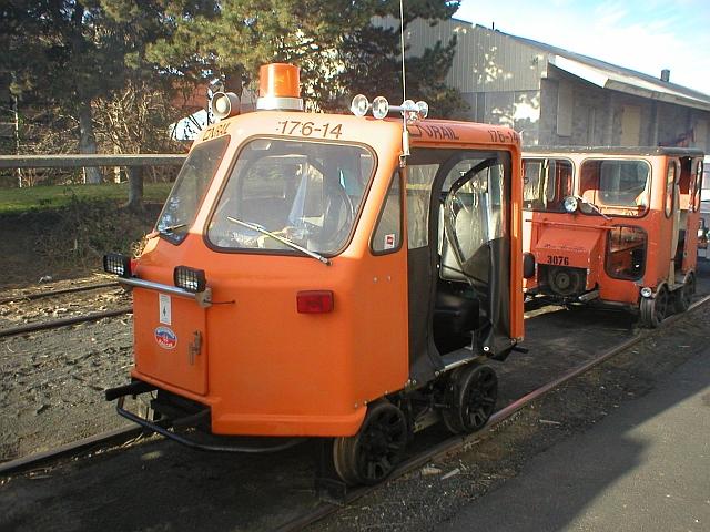 Rail Speeder Tours