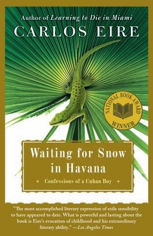 https://www.goodreads.com/book/show/201113.Waiting_for_Snow_in_Havana