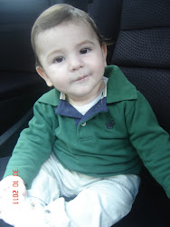 Léo - 8 meses
