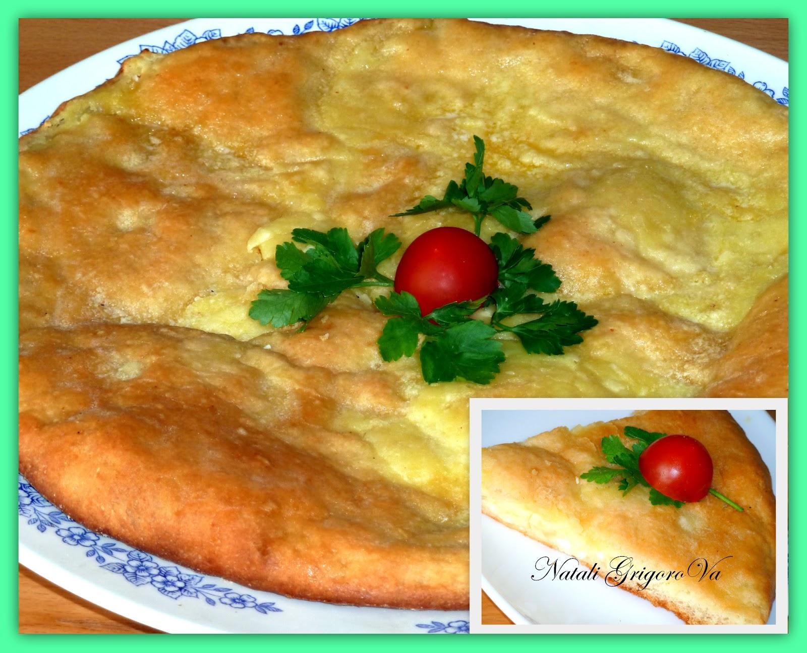 460Рецепты осетинских блюд