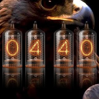 Nixie Clock App