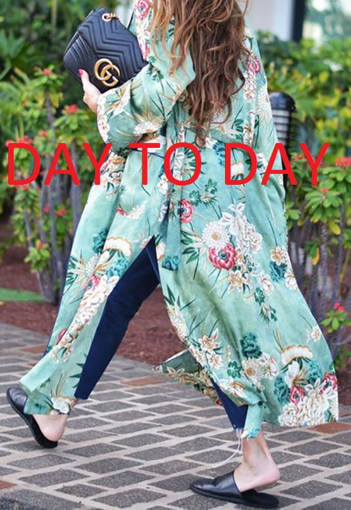 Day to Day - OBJETIVO: Ser Feliz