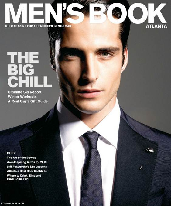 Man Book ( EEUU ) Holidays 2012 cover