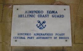 Port de Rhodes (Grèce)
