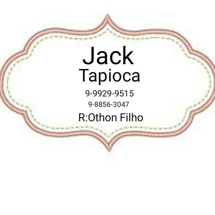 JACK TAPIOCA