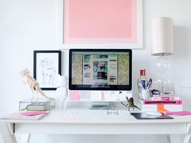 Decorando sua escrivaninha lefer blog for Bureau kawaii