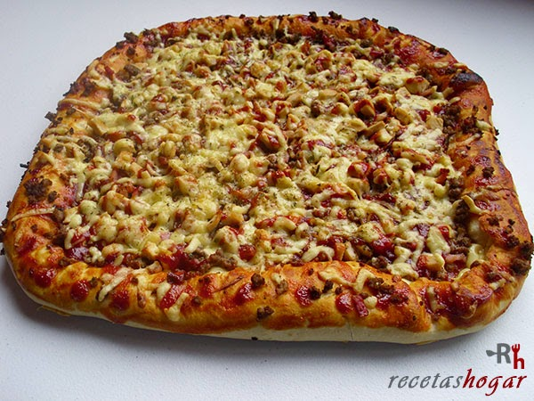 Pizza barbacoa con borde sorpresa-final