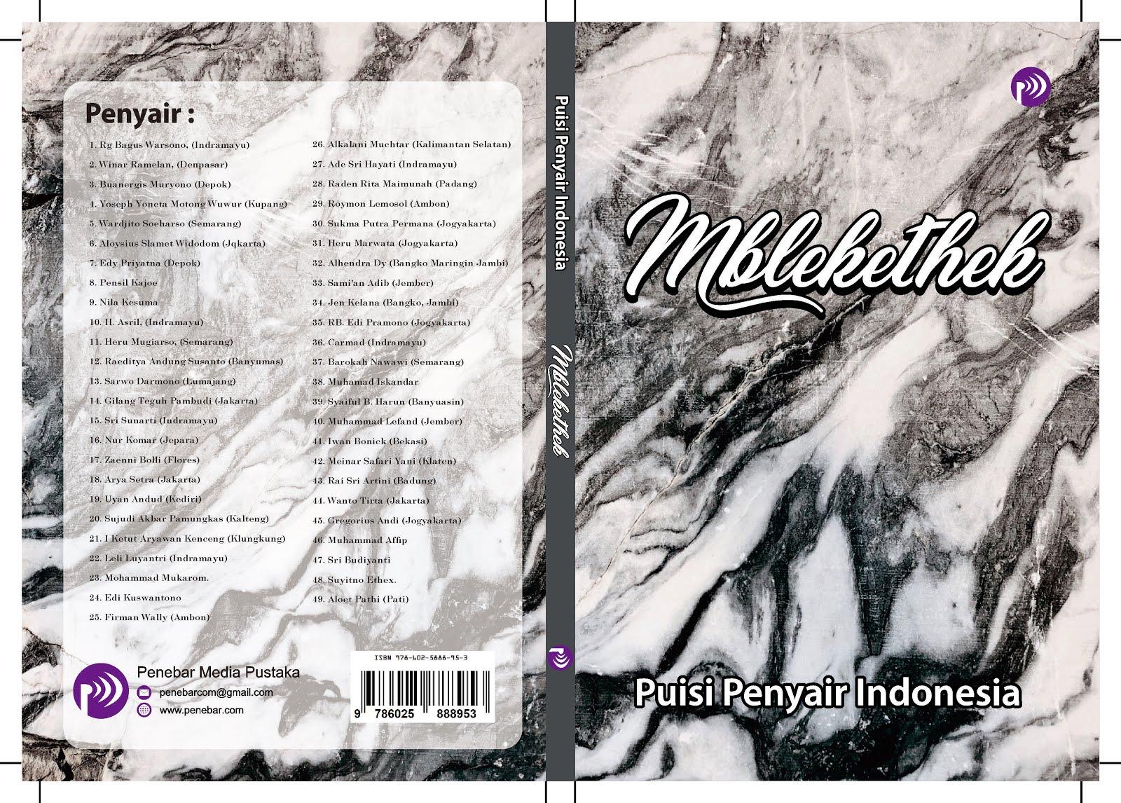 Antologi Bersama Nasional Mblekethek