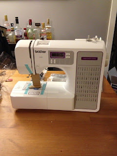 brother sewing machine CE8080