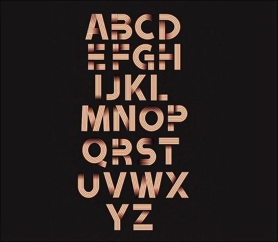 25+ High Quality Ribbon Fonts