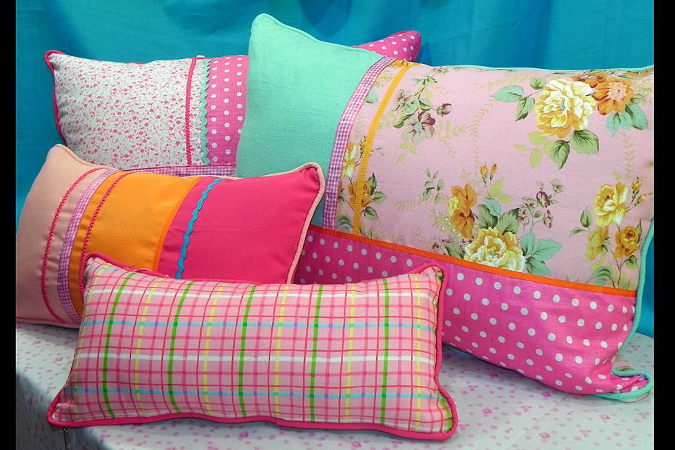 Telas para tapizar 1 parte decoraci n - Tapizar cojines sofa ...