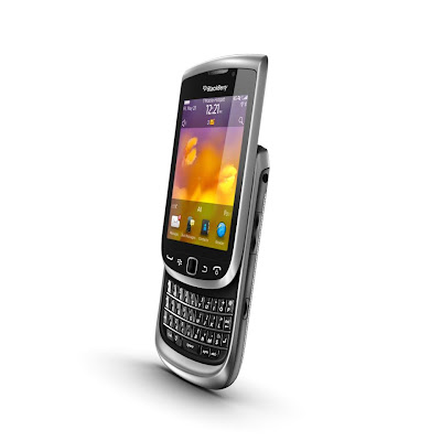 BlackBerry Torch 9810 Side View
