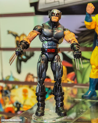 Hasbro 2013 Toy Fair Display Pictures - Marvel Legends - X-Force Wolverine