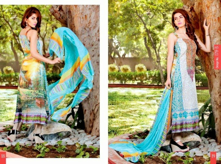 Summer Lawn Collection by Monarca