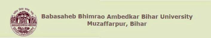BR Ambedkar Bihar University 2014 Results