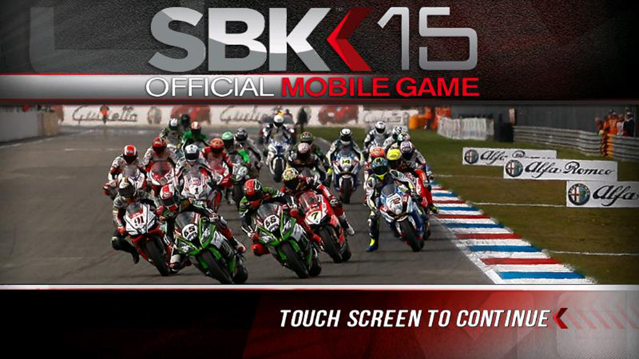 SBK15 Official Mobile Game Gameplay IOS / Android