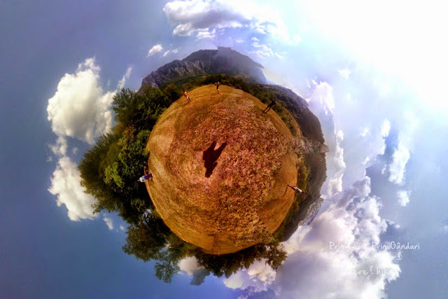 Arjana-Peak-Hike-tiny-planet-fx