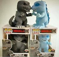 Godzilla Toy-Tokyo