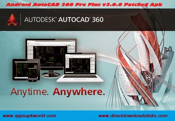 Android AutoCAD Pro Plus Patched Apk