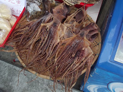 Dried Squid!