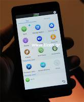 Samsung I8800 RedWood, Posel Pertama Dengan OS Tizen 2.1