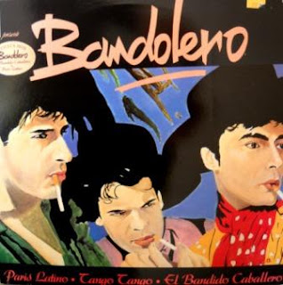 BANDOLERO - Paris Latino (1983)