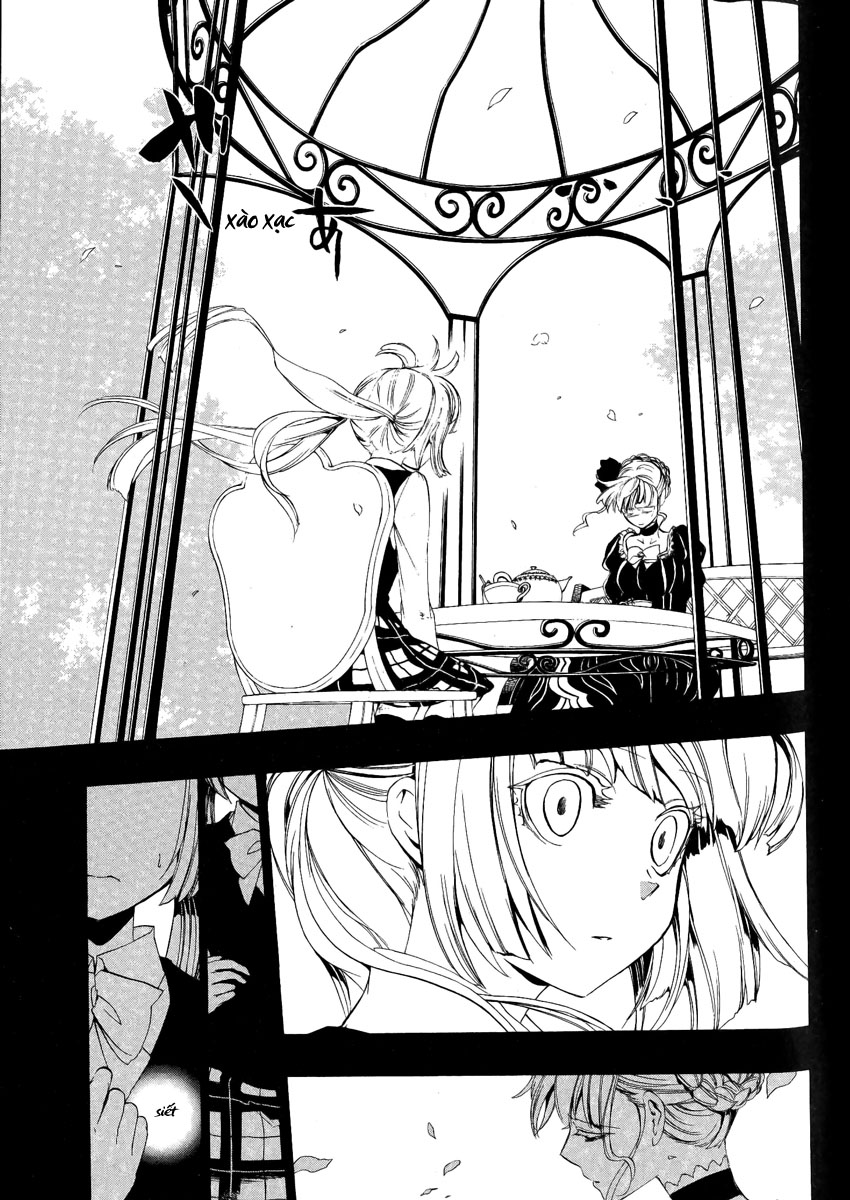 Umineko no Naku Koro ni Episode 3: Banquet of the Golden Witch chap 6 - Trang 22