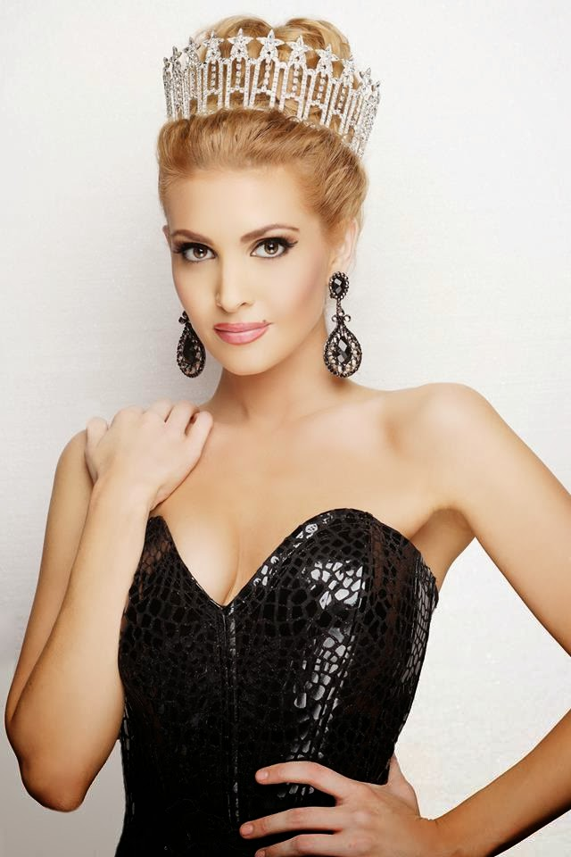 Demi Nel Peters Height >> Eye For Beauty: Miss Tennessee USA 2014