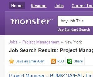 top 5 job search websites