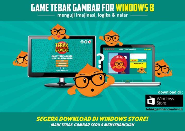 Download Game Tebak Gambar untuk PC Windows 8