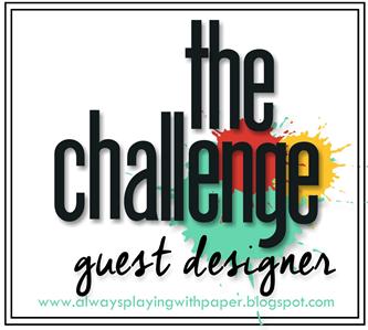 The Challenge #54 Guest Desinger