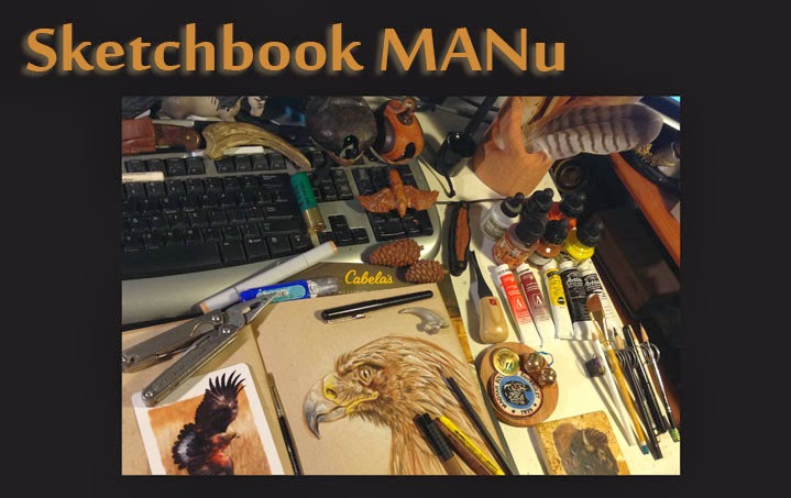 Sketchbook Manu