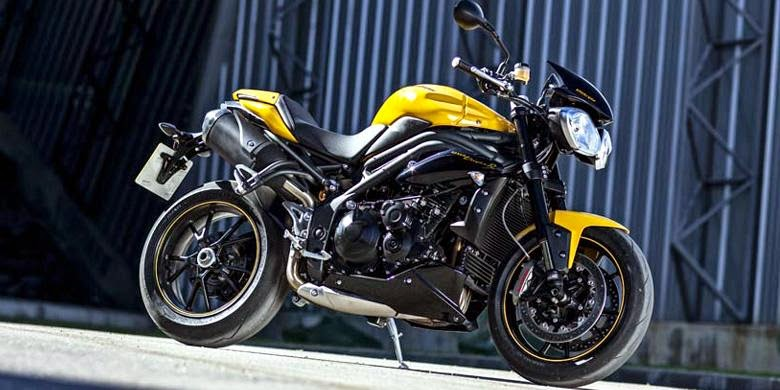 Triumph Kenang Speed Triple 1994