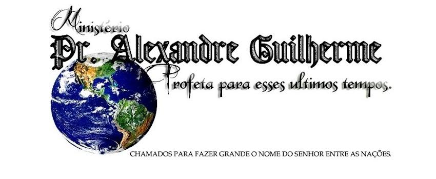 Pr. Alexandre Guilherme