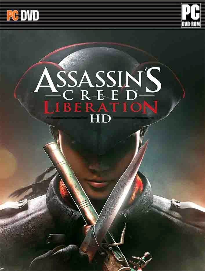 Free download full version PC Game with crack: Assassins Creed Liberation HD.
