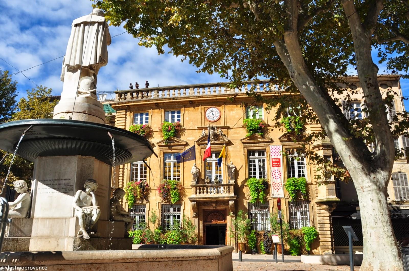 Destino provence as atra es de salon de provence castelo medieval nostradamus e avi es - Hotel bb salon de provence ...
