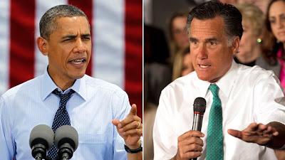 EUA: Nova pesquisa aponta Obama com sete pontos de vantagem sobre Romney