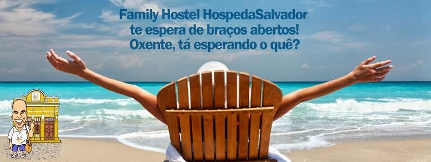 Family Hostel HospedaSalvador