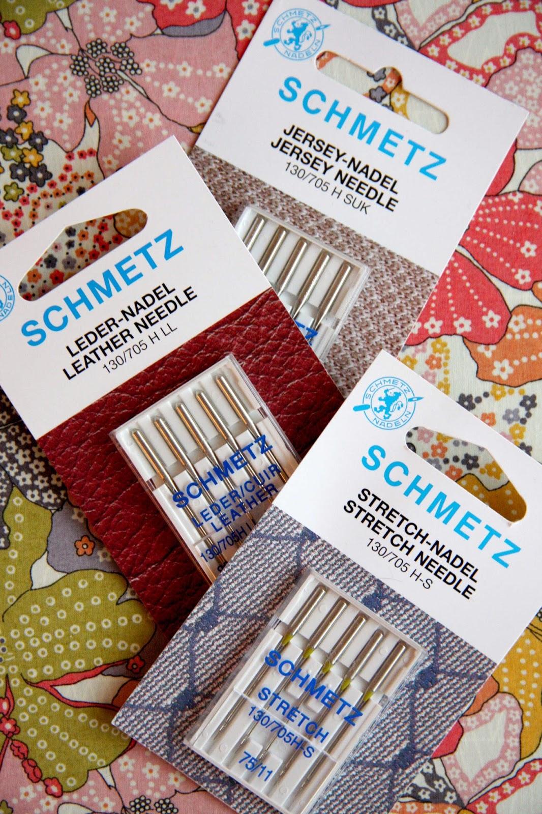 Symaskine i mærket Schmetz