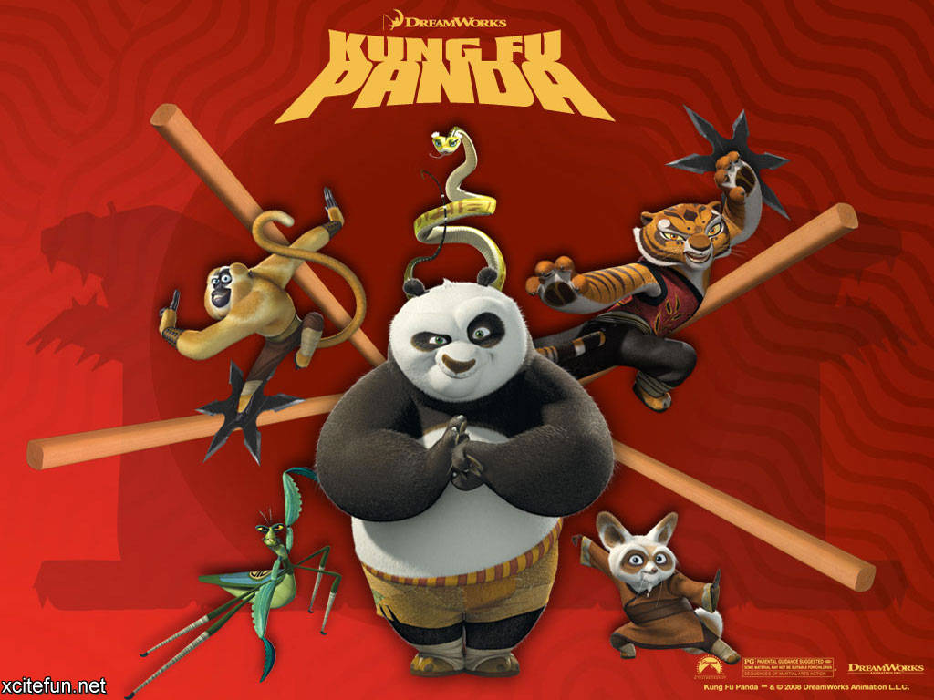 cartoon wallpapers: kung fu panda 2 wallpaper