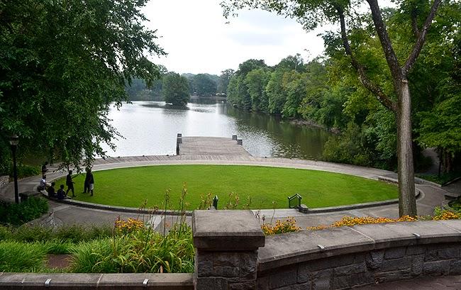 Piedmont Park History Tour, Lake Clara Meer