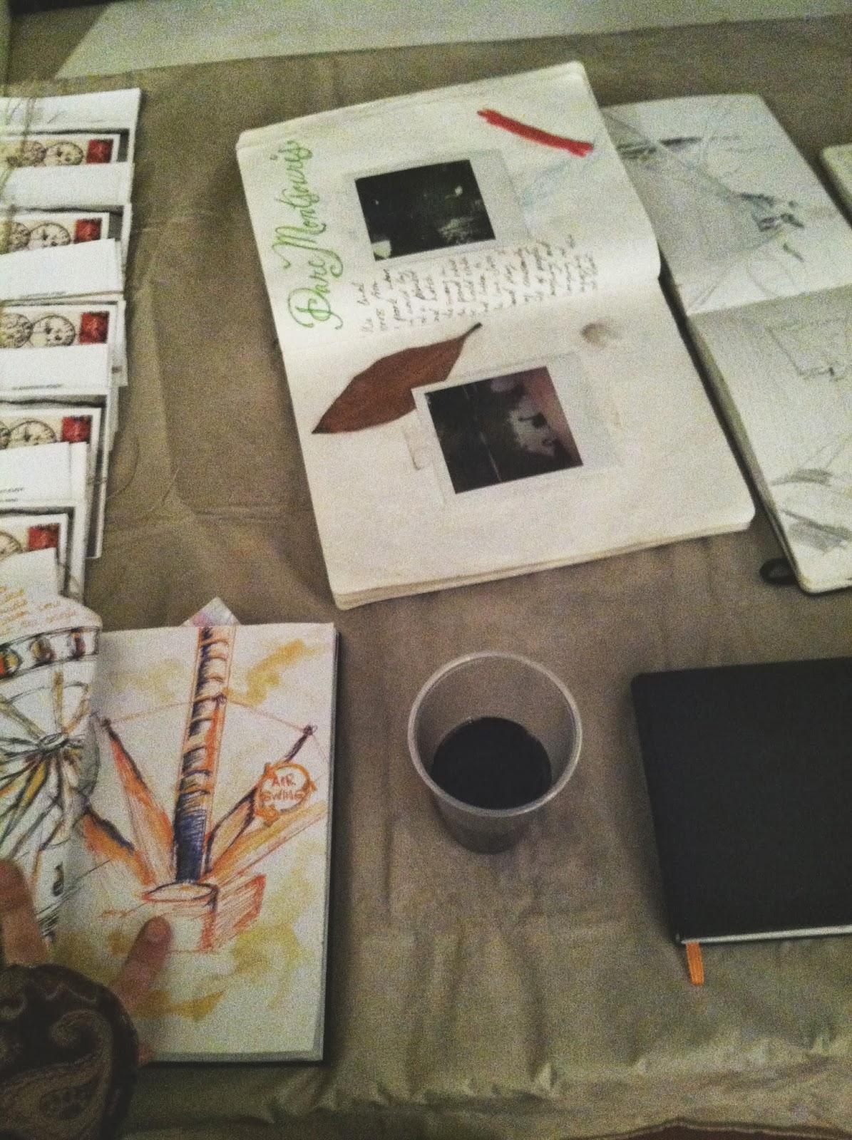 sketchbook wine art show